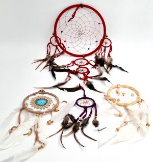 Chimes and Dream Catchers