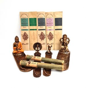 Incense and Holders
